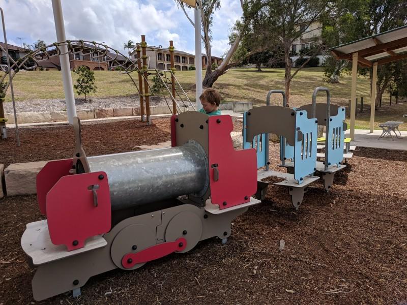 Gannan Park Ryde