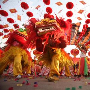 Lunar New Year Lion Dance | Westfield Parramatta @ Westfield Parramatta | Parramatta | New South Wales | Australia