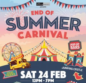 End of Summer Carnival | The Ranch Hotel @ The Ranch Hotel | North Ryde | New South Wales | Australia