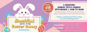 Breakfast with the Easter Bunny | Winston Hills @ Winston Hills Mall | Winston Hills | New South Wales | Australia