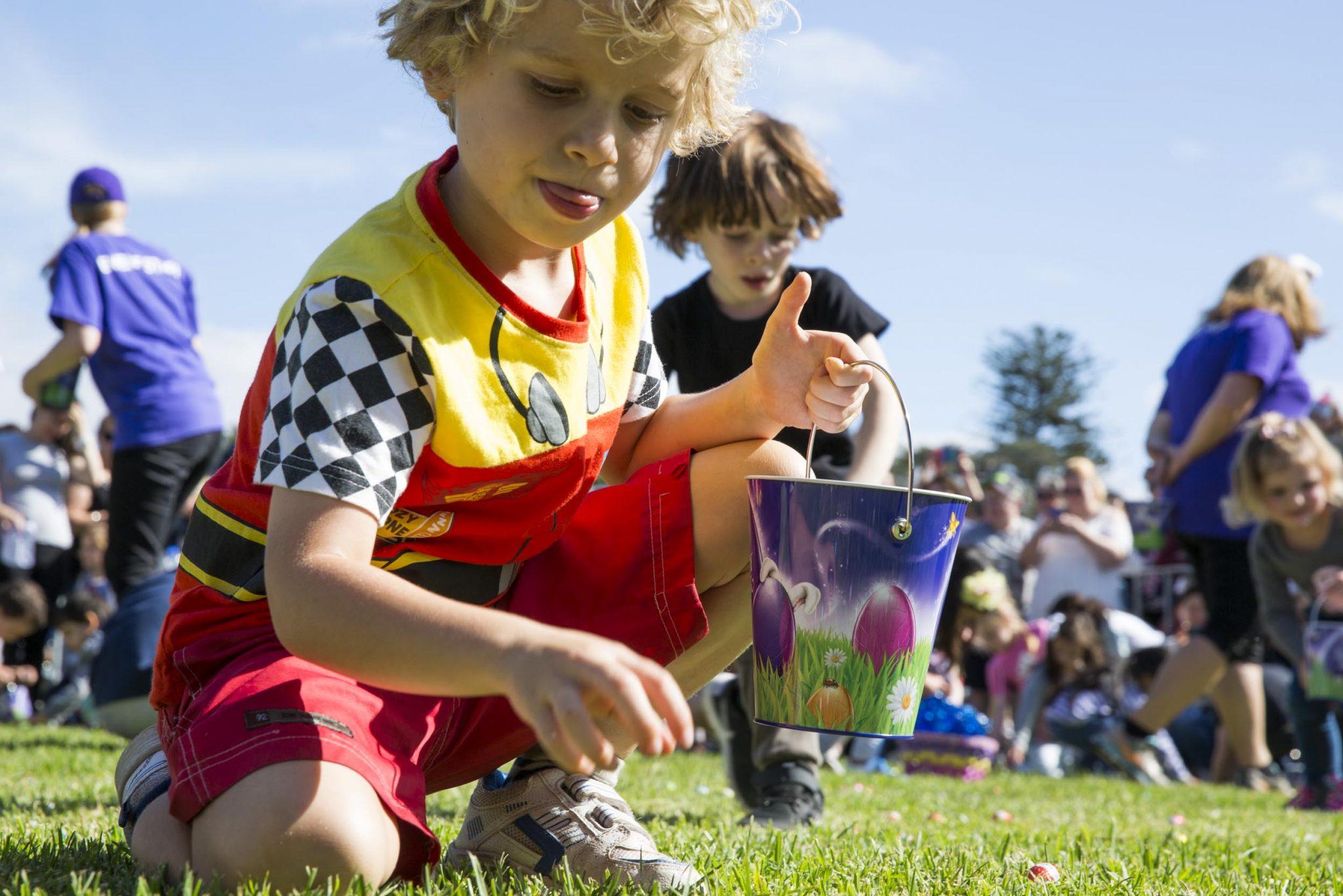 Cadbury Easter Egg Hunt - Western Sydney Wanderers