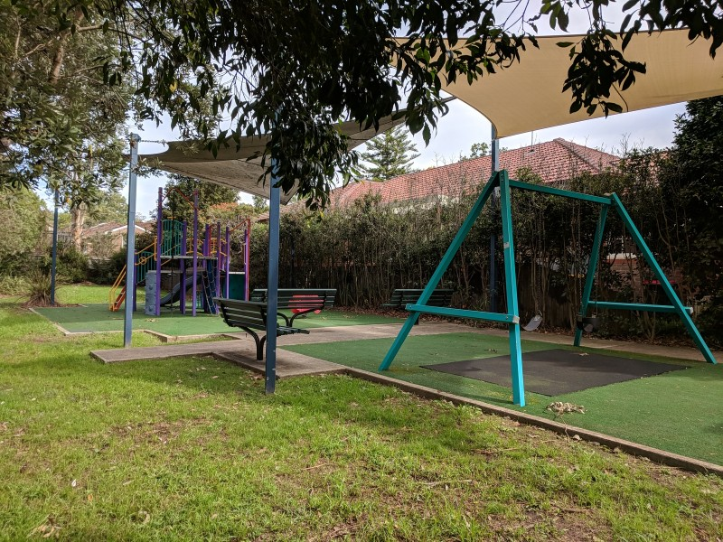 Kim Rutherford Reserve