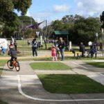 Dinky tracks bike track scooter track