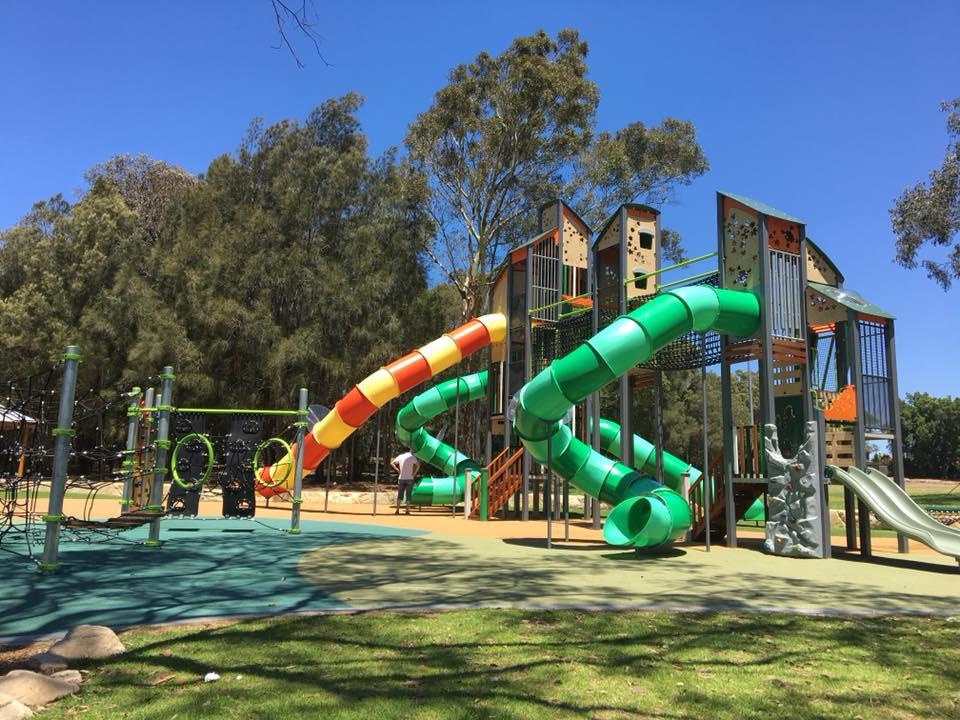 Big Slides At Playgrounds Parramatta Region Parraparents