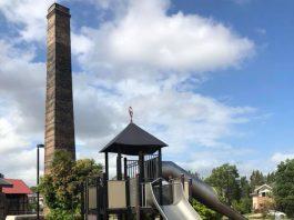 Eastwood Brickworks Cavanstone Park Brickyard Park