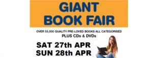 Giant Book Fair | Thornleigh @ Thornleigh Community Centre | Thornleigh | New South Wales | Australia