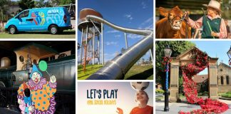 April School Holidays Guide