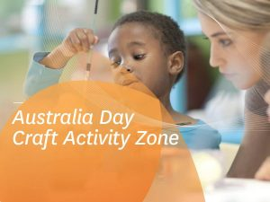 Australia Day Craft Activity Zone | Stockland Merrylands @ Stockland Merrylands | Merrylands | New South Wales | Australia