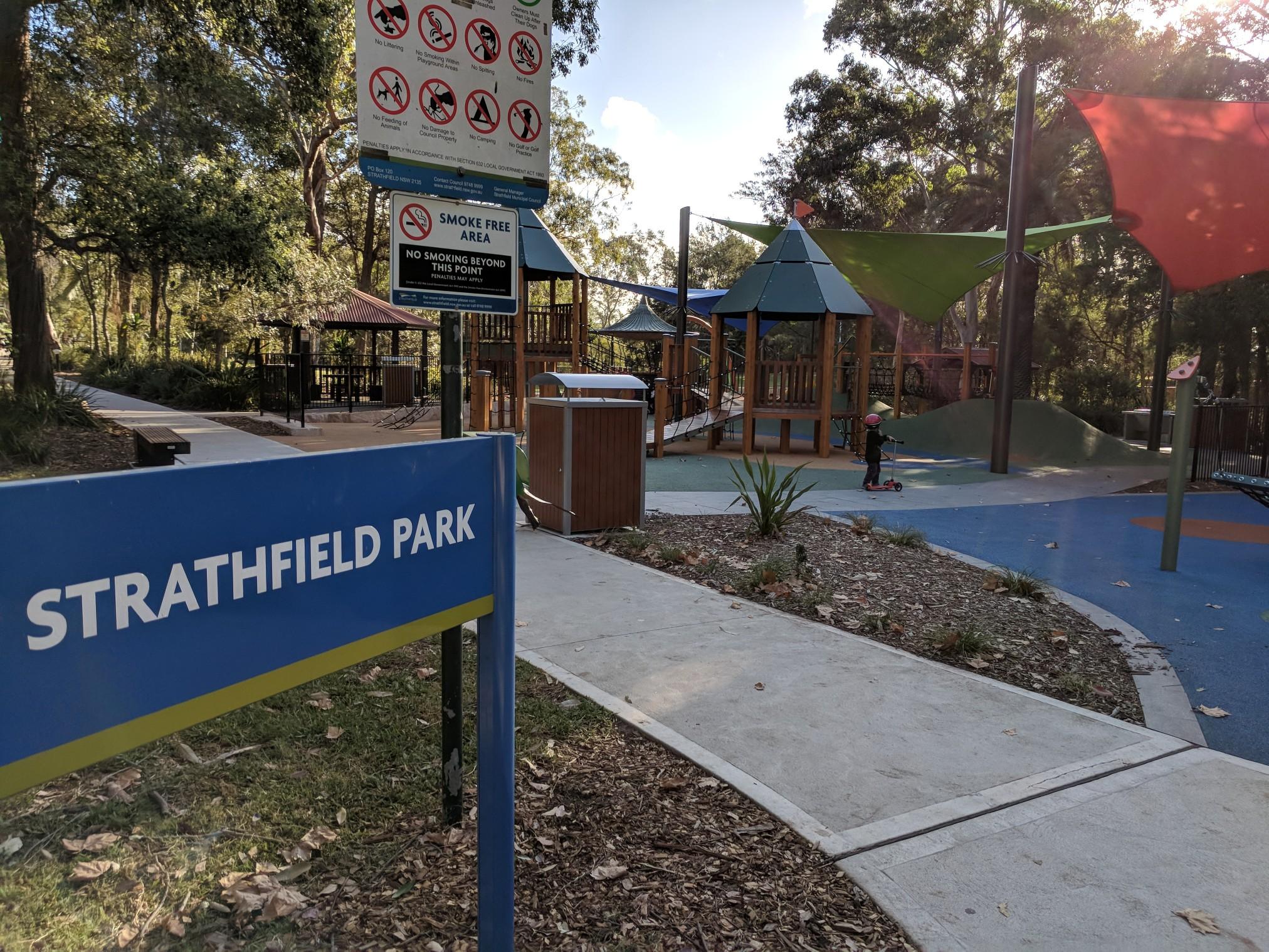 Strathfield Park