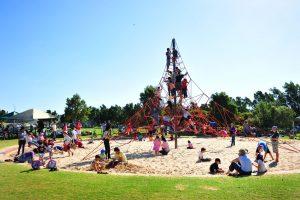 Kids in the Park Fun Hub | Armory Wharf @ Armory Wharf, Newington Armory, Sydney Olympic Park | Sydney Olympic Park | New South Wales | Australia