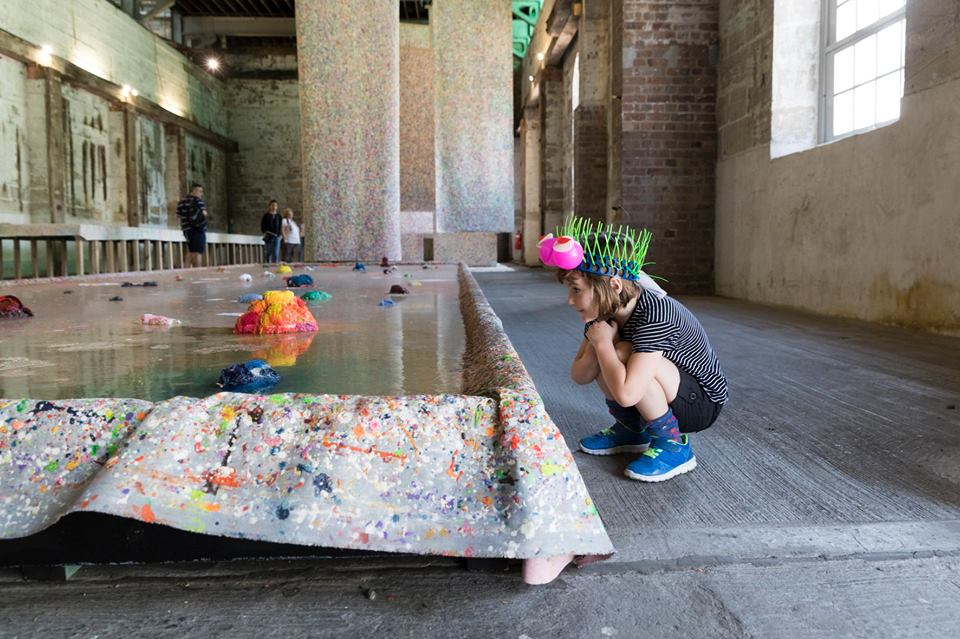 how to visit biennale at cockatoo island 2018