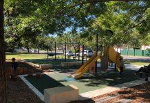 Irving Street Playground Parramatta