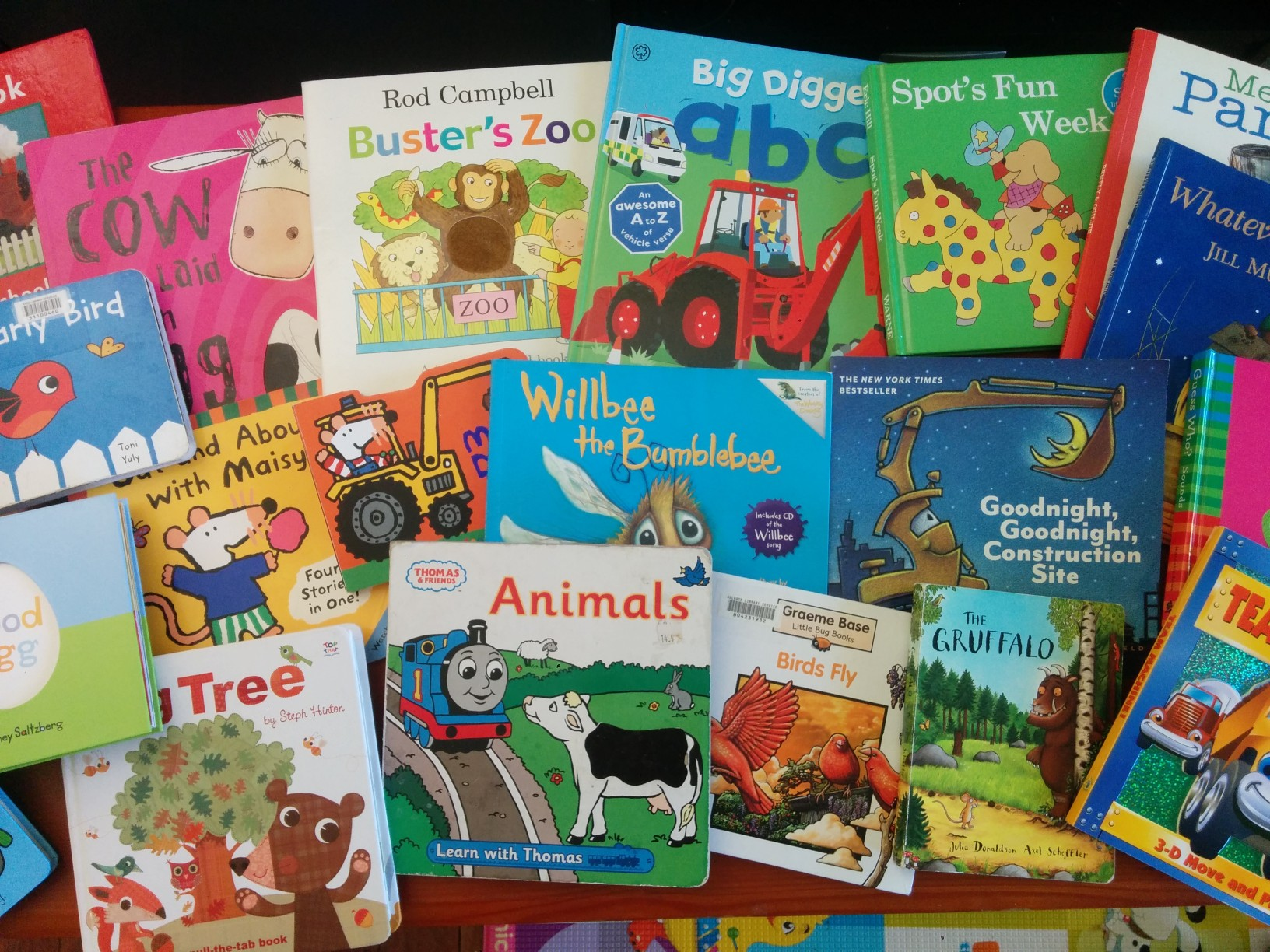 Great Books to Read to Little Ones