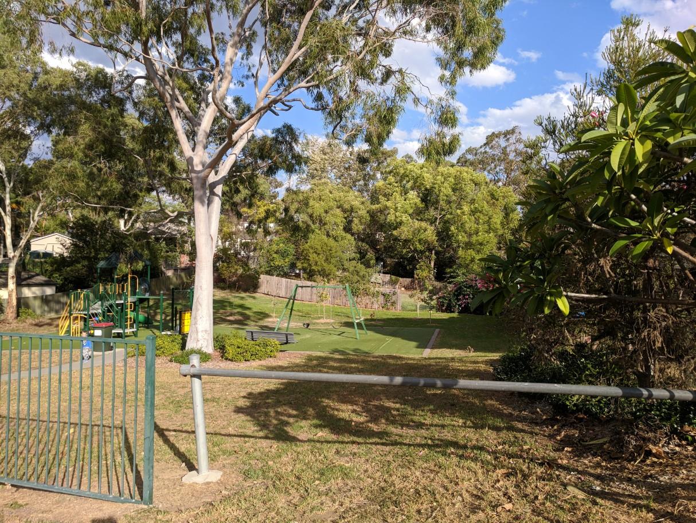 Doris Sargeant Park Old Toongabbie