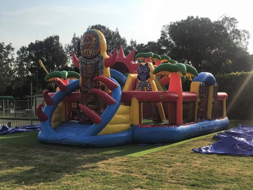 NBC Sports Club Kids Backyard Northmead