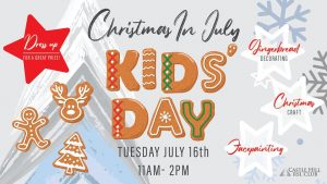 Christmas In July Kids Day | Castle Hill RSL @ Castle Hill RSL | Castle Hill | New South Wales | Australia