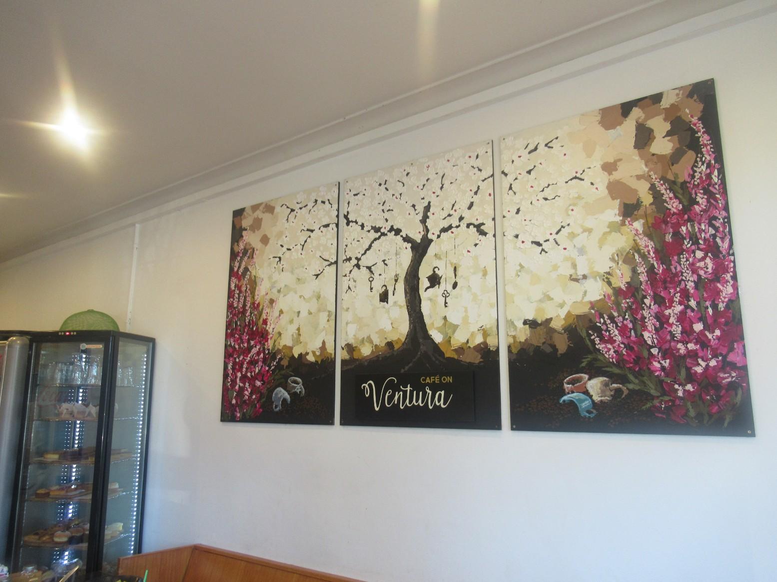 Cafe on Ventura Sorlie Avenue Reserve Northmead