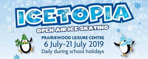 IceTopia Open Air Ice Skating