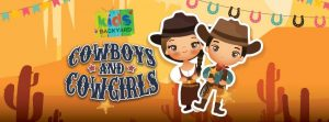 Kids Backyard - Cowboys & Cowgirls | NBC Sports Club, Northmead @ NBC Sports Club, Northmead | Northmead | New South Wales | Australia