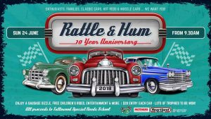 Rattle & Hum Car Show | Castle Hill @ Castle Hill RSL | Castle Hill | New South Wales | Australia