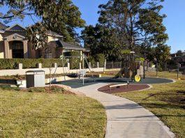 Lynbrae Avenue Reserve Beecroft