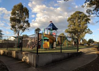 Birk Park Constitution Hill