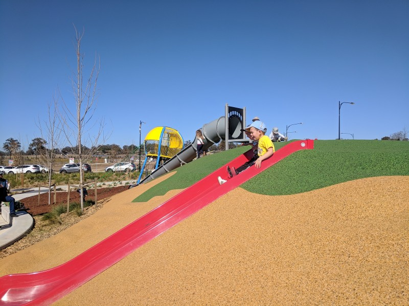 Slidey Park The Gables Box Hill