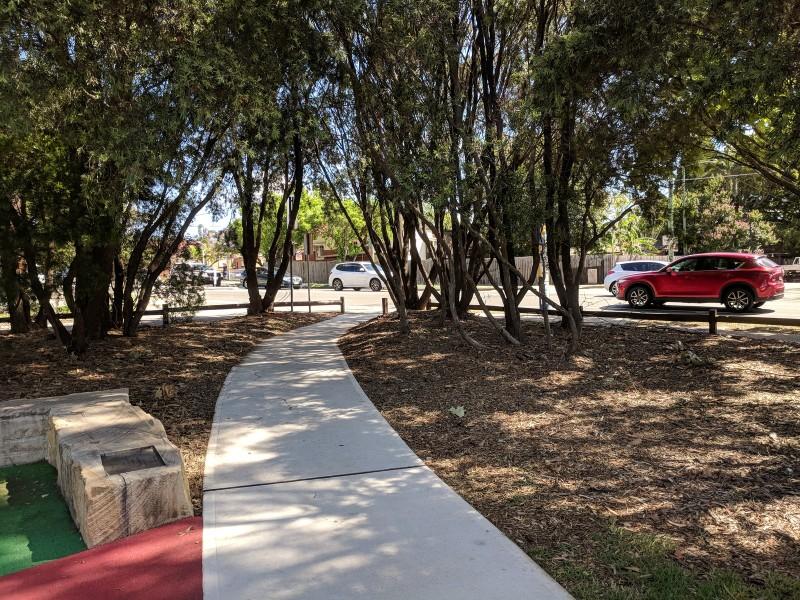 Mason Park Homebush