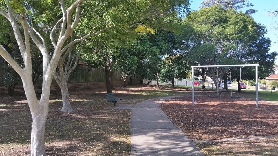 Arrunga Street Reserve Dundas
