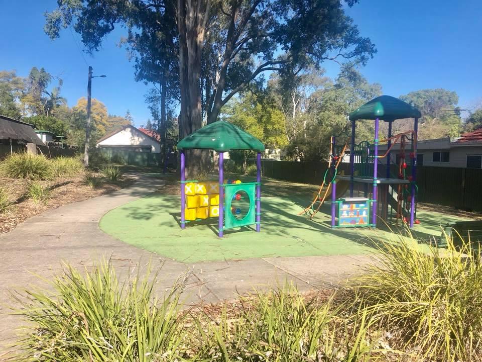 Joseph Knox Park Pendle Hill