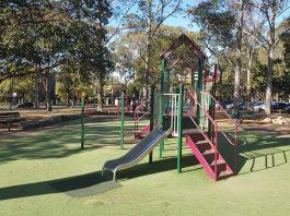 Belmore Park North Parramatta