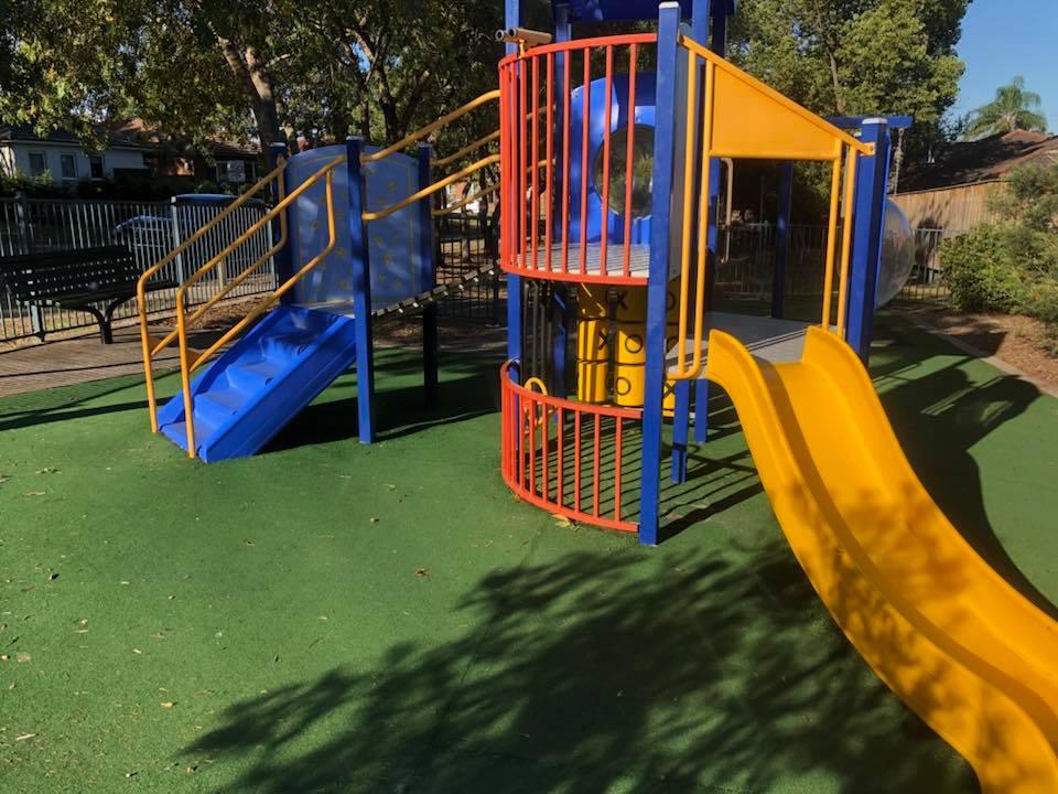 Symonds Avenue Reserve North Parramatta