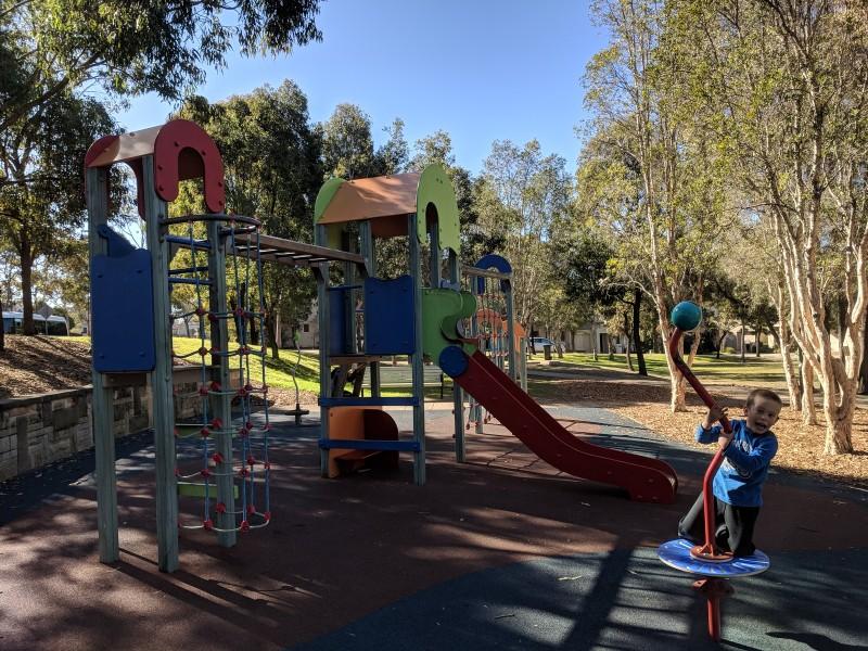 Buruwang Park Newington