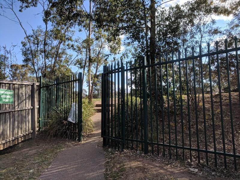 Edward Bennett Oval Cherrybrook