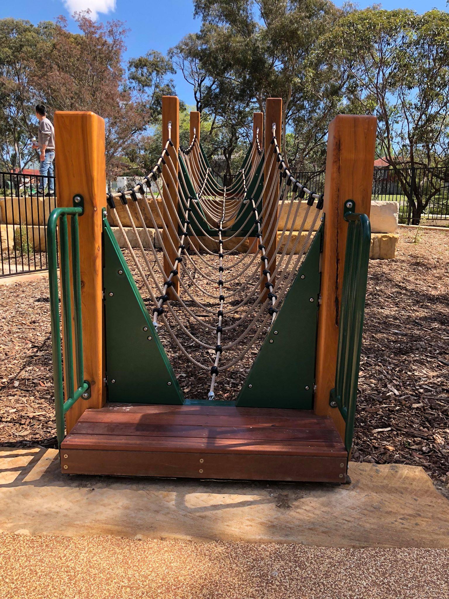 Els Hall Park North Ryde