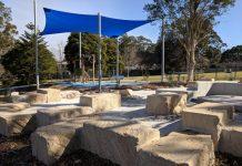 Els Hall Park Ryde