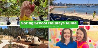 Spring School Holidays Guide 2018