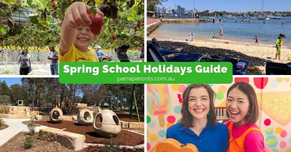 Spring School Holidays Guide 2018