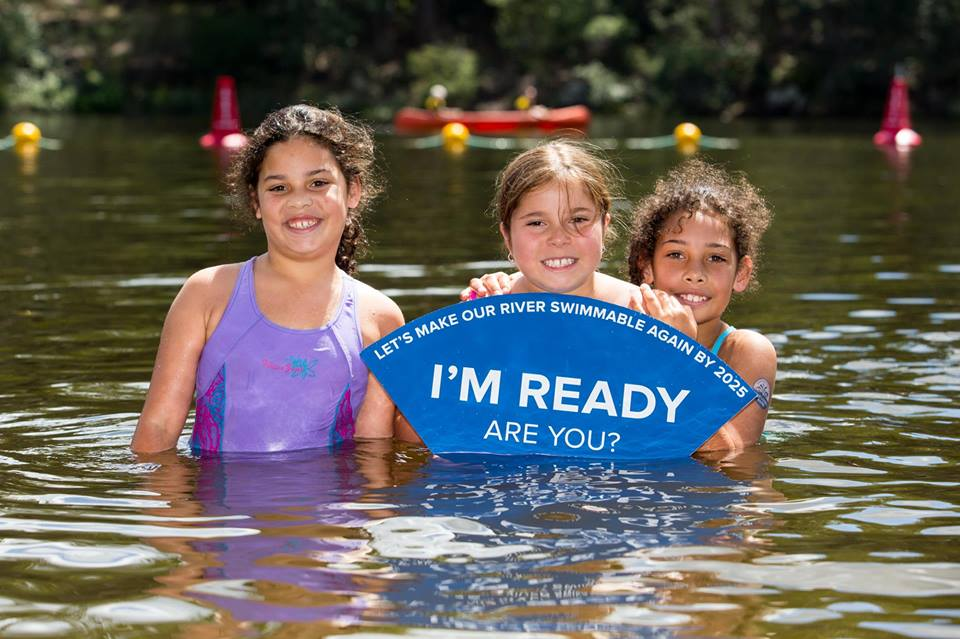 Making Parramatta River Swimmable Again