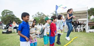 Parramatta Foundation Day