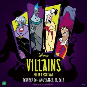 Disney Villains Film Festival | Event Cinema's @ Event Cinemas