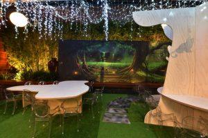 Vivid Sydney's Magical Garden   Stockland Wetherill Park @ Stockland Wetherill Park   Wetherill Park   New South Wales   Australia