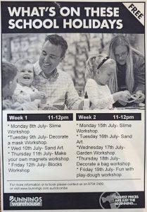 School Holiday Kids DIY Workshops | Bunnings Lidcombe @ Bunnings Lidcombe | Lidcombe | New South Wales | Australia