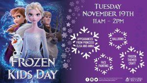 Frozen Kids Day | Castle Hill RSL @ Castle Hill RSL | Castle Hill | New South Wales | Australia