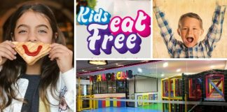 Kids Eat Free Deals