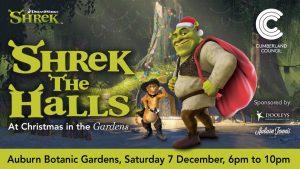 Christmas in the Gardens - Shrek the halls | Auburn Botanic Gardens @ Auburn Botanic Gardens | Auburn | New South Wales | Australia