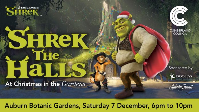 Christmas in the Gardens