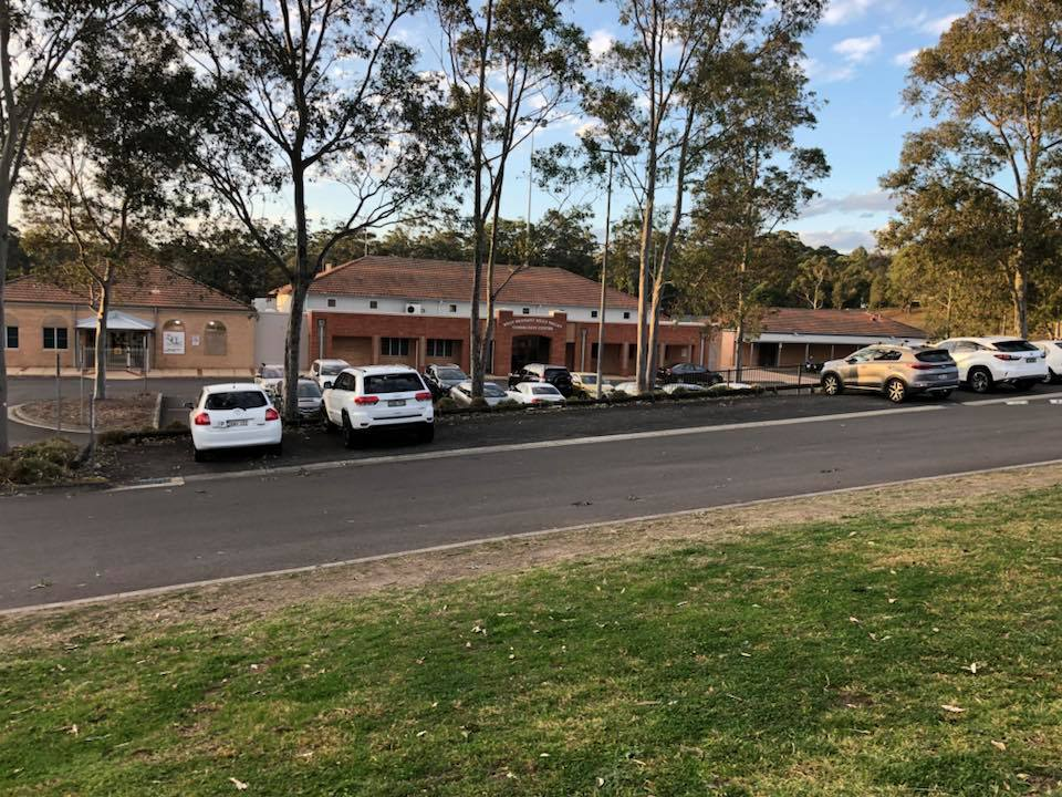 George Thornton Reserve West Pennant Hills