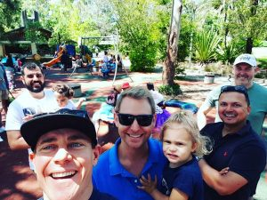 Dads Weekly Meetup - Sydney DILF Club | Ryde Park @ Ryde Park, playground next to the Grounds Keeper | Ryde | New South Wales | Australia