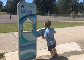 Water Refill Stations City of Parramatta